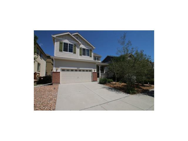 6637 Maple Stone Lane, Colorado Springs, CO 80927 (MLS #3353328) :: 8z Real Estate