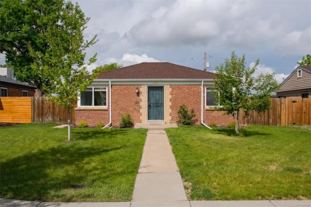 2235 Syracuse Street, Denver, CO 80207 (#3353405) :: The Pete Cook Home Group
