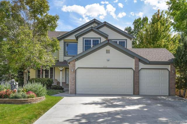 4722 S Biscay Court, Aurora, CO 80015 (#3353969) :: The DeGrood Team