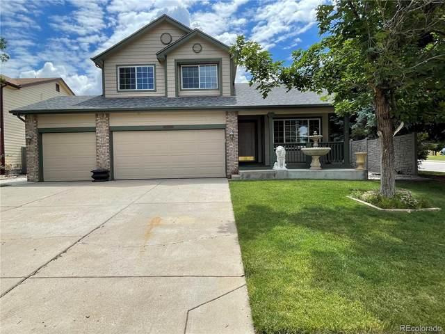 3298 S Andes Street, Aurora, CO 80013 (#3354270) :: Stephanie Fryncko | Keller Williams Integrity