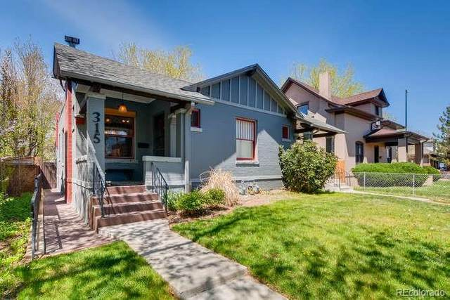 315 S Corona Street, Denver, CO 80209 (#3354476) :: The HomeSmiths Team - Keller Williams
