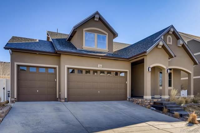 5342 Kirk Street, Denver, CO 80249 (#3354515) :: The Gilbert Group