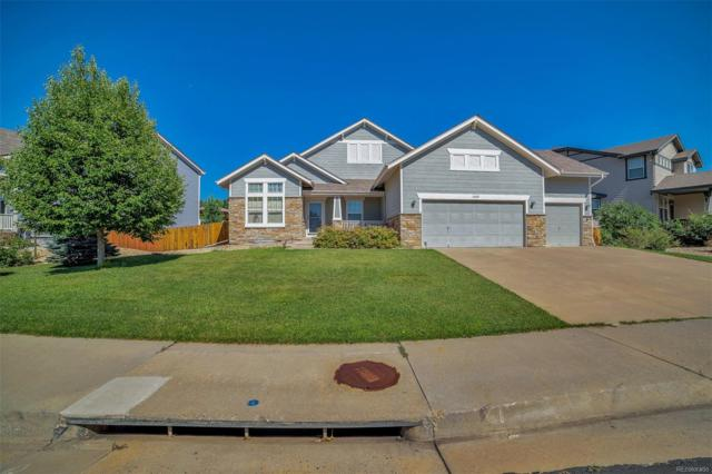 16685 Firebrick Drive, Parker, CO 80134 (#3354526) :: Bring Home Denver with Keller Williams Downtown Realty LLC