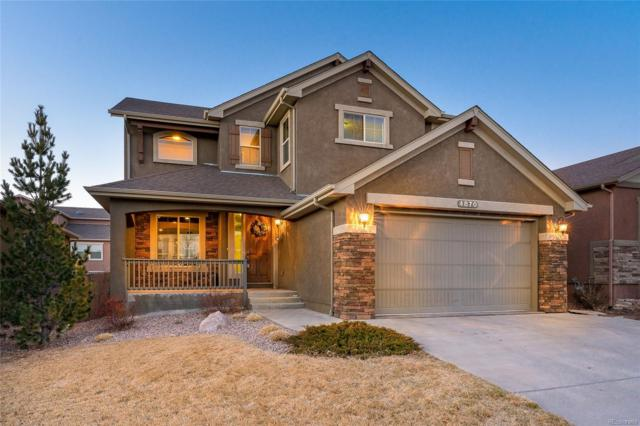 4870 Preachers Hollow Trail, Colorado Springs, CO 80924 (#3354631) :: The Pete Cook Home Group
