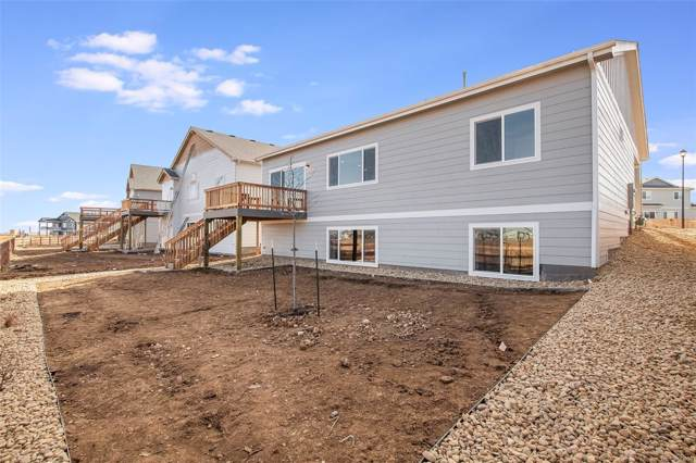1008 Saddleback Drive, Milliken, CO 80543 (#3354734) :: The Brokerage Group