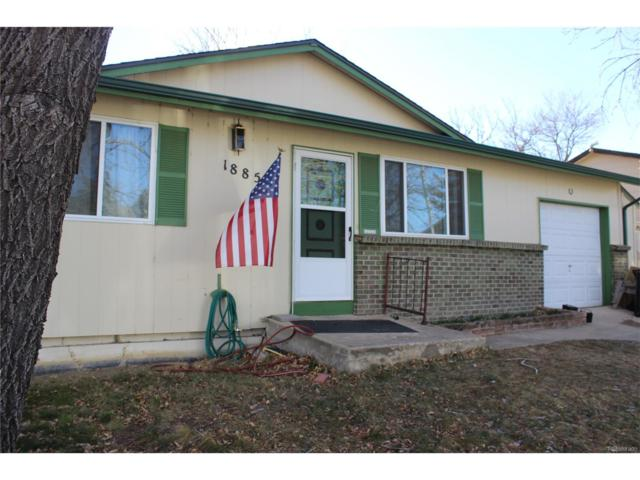 18856 W 62nd Avenue, Golden, CO 80403 (#3354976) :: Colorado Home Finder Realty