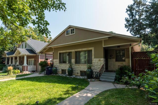 1140 Milwaukee Street, Denver, CO 80206 (#3354984) :: Wisdom Real Estate