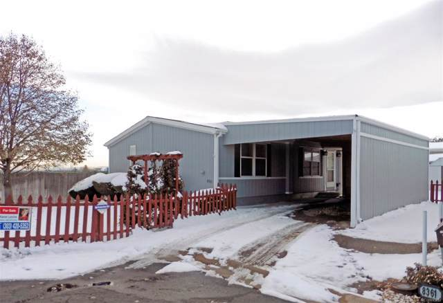 8361 Harrison Circle, Thornton, CO 80229 (#3355322) :: The DeGrood Team