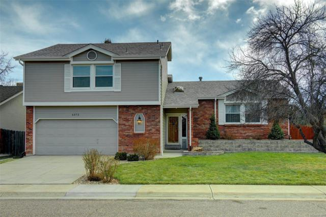 6372 S Pierson Court, Littleton, CO 80127 (#3355337) :: The Heyl Group at Keller Williams