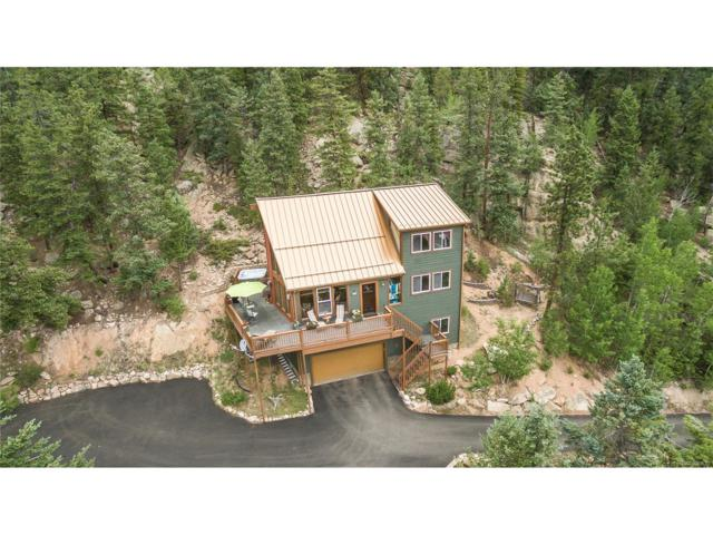 31387 Kings Valley West, Conifer, CO 80433 (MLS #3355743) :: 8z Real Estate