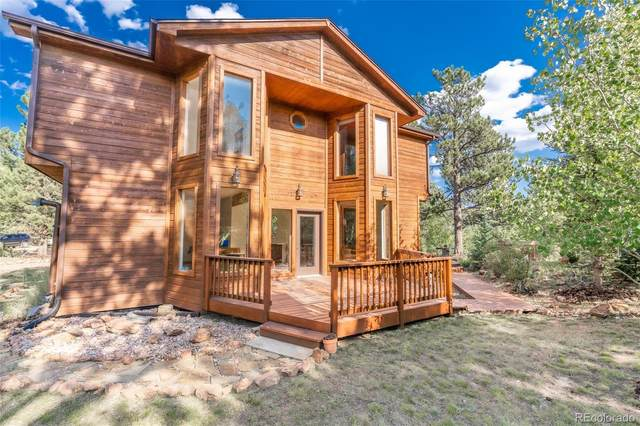 124 Tall Timber Lane, Bailey, CO 80421 (#3355763) :: The HomeSmiths Team - Keller Williams