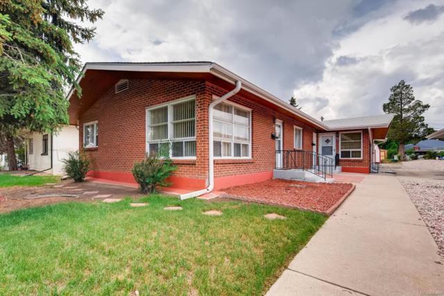 22 N Logan Avenue, Colorado Springs, CO 80909 (#3355850) :: The Heyl Group at Keller Williams