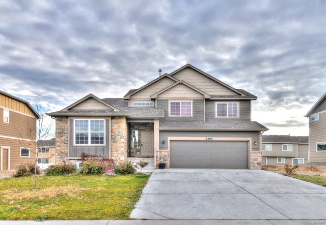 2306 74th Ave Ct, Greeley, CO 80634 (#3356288) :: House Hunters Colorado