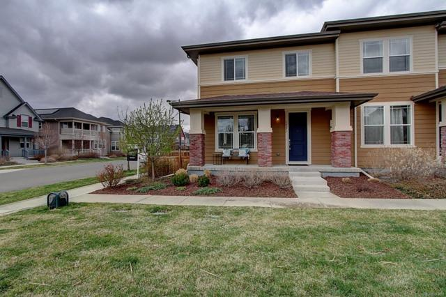 10871 E 28th Place, Denver, CO 80238 (#3356457) :: The Heyl Group at Keller Williams