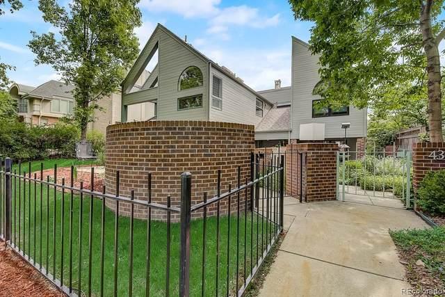 436 Clayton Street, Denver, CO 80206 (#3356790) :: HomeSmart Realty Group