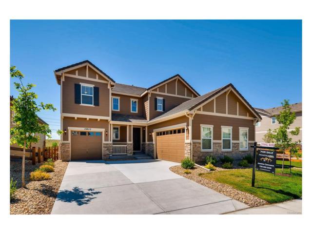 13823 Ashgrove Circle, Parker, CO 80134 (MLS #3357077) :: 8z Real Estate