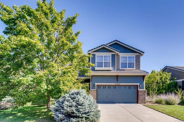 3154 Springbriar Drive, Castle Rock, CO 80109 (#3357170) :: The Healey Group