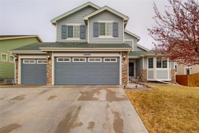 16424 E 107th Place, Commerce City, CO 80022 (MLS #3357323) :: 8z Real Estate