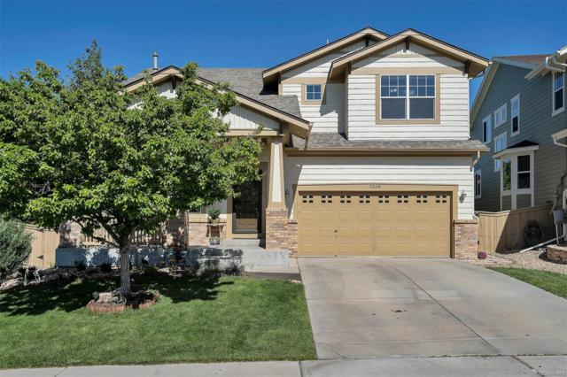 5539 Longwood Circle, Highlands Ranch, CO 80130 (#3357618) :: The Healey Group