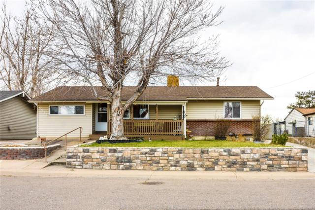 6511 Pontiac Street, Commerce City, CO 80022 (#3357684) :: The HomeSmiths Team - Keller Williams