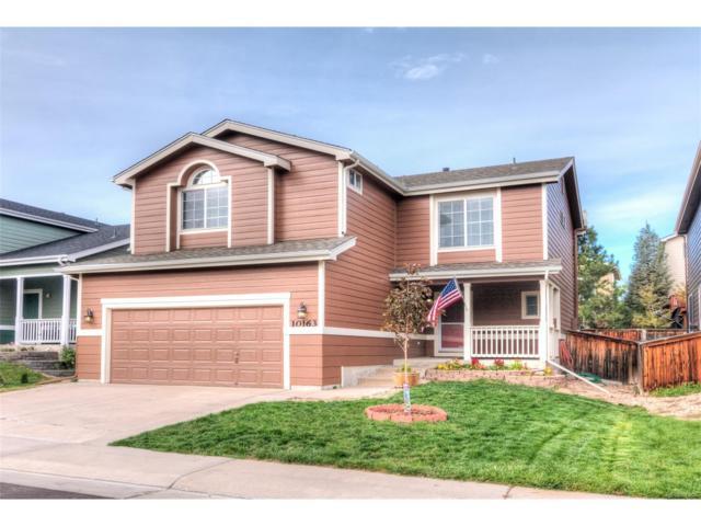10163 Sagecrest Street, Highlands Ranch, CO 80126 (#3357821) :: The Griffith Home Team