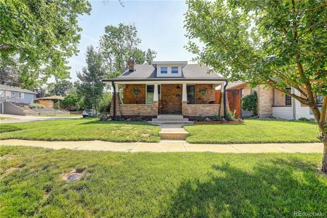 2164 Lowell Boulevard, Denver, CO 80211 (MLS #3357857) :: Wheelhouse Realty