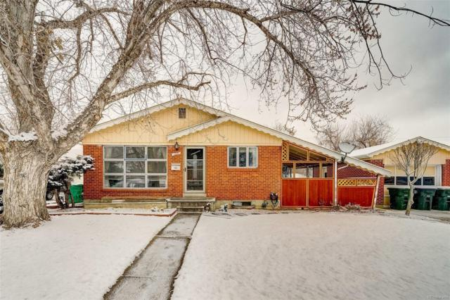 125 E 106th Place, Northglenn, CO 80233 (#3358338) :: The Griffith Home Team