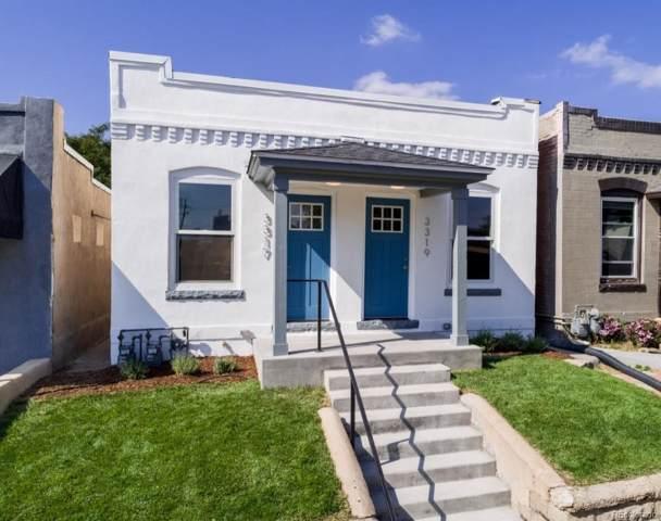 3319 Navajo Street, Denver, CO 80211 (#3358369) :: The Peak Properties Group