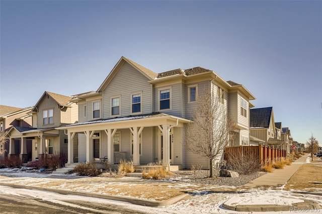 4956 Verbena Street, Denver, CO 80238 (#3358707) :: iHomes Colorado