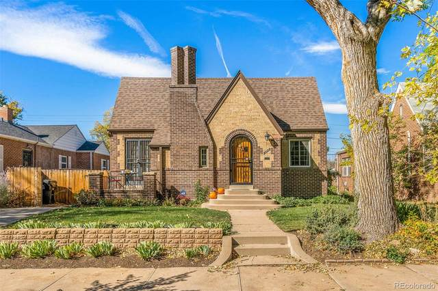 1273 N Newport Street, Denver, CO 80220 (#3358937) :: Kimberly Austin Properties