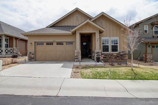 6744 Club Villa Road, Parker, CO 80134 (#3358948) :: Portenga Properties