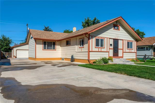 217 S Denver Avenue, Fort Lupton, CO 80621 (#3359166) :: Wisdom Real Estate