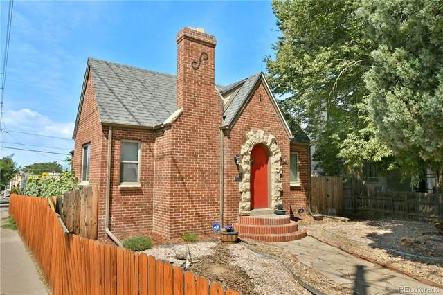 3401 N Steele Street, Denver, CO 80205 (#3359276) :: Re/Max Structure