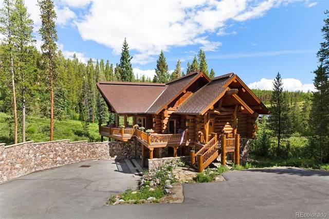 533 Blue Ridge Road, Breckenridge, CO 80424 (#3359640) :: Sultan Newman Group