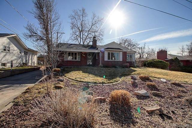 3232 Fenton Street, Wheat Ridge, CO 80212 (#3359846) :: The HomeSmiths Team - Keller Williams