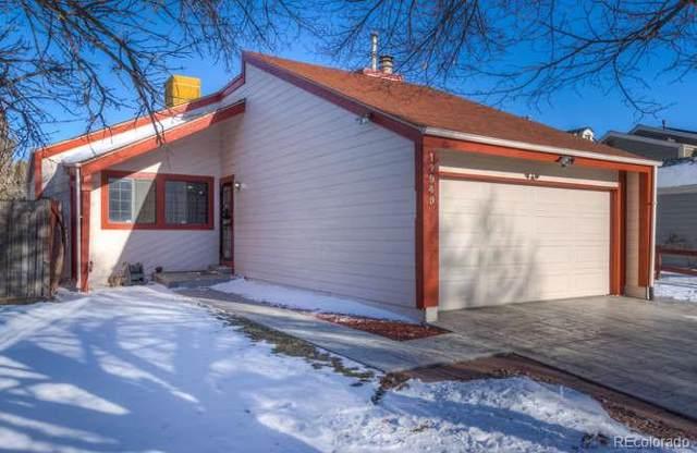 17949 E Ohio Circle, Aurora, CO 80017 (MLS #3360024) :: 8z Real Estate