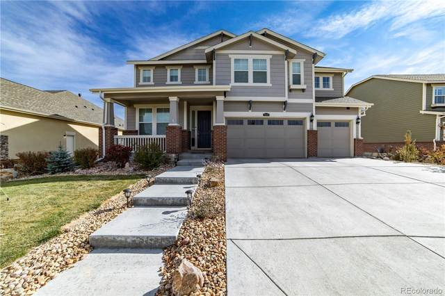 7648 S Country Club Parkway, Aurora, CO 80016 (#3360143) :: The Gilbert Group