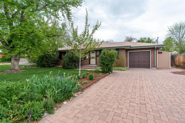 860 E Applewood Avenue, Centennial, CO 80121 (MLS #3360257) :: 8z Real Estate