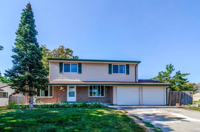 8333 Chase Drive, Arvada, CO 80003 (#3360663) :: The Heyl Group at Keller Williams