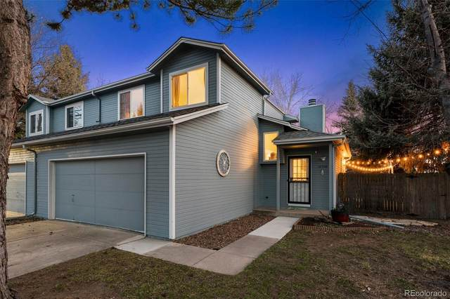 12710 W 67th Way, Arvada, CO 80004 (#3360730) :: The Dixon Group