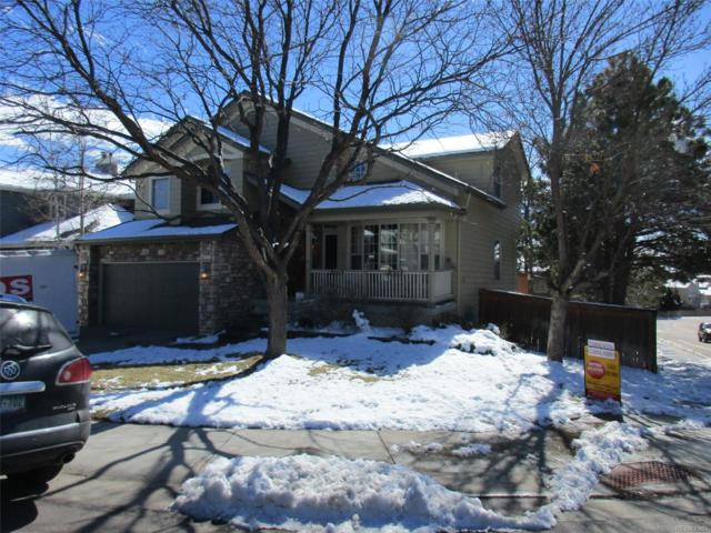 7002 Townsend Drive, Highlands Ranch, CO 80130 (#3360764) :: Colorado Home Finder Realty