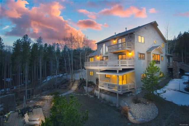 8331 S Warhawk Road, Conifer, CO 80433 (#3361327) :: The DeGrood Team