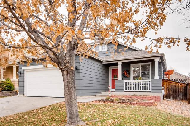 5403 Wangaratta Way, Highlands Ranch, CO 80130 (#3361366) :: The DeGrood Team
