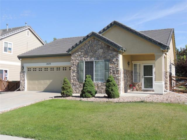 15175 E 119th Avenue, Commerce City, CO 80603 (MLS #3361538) :: The Space Agency - Northern Colorado Team