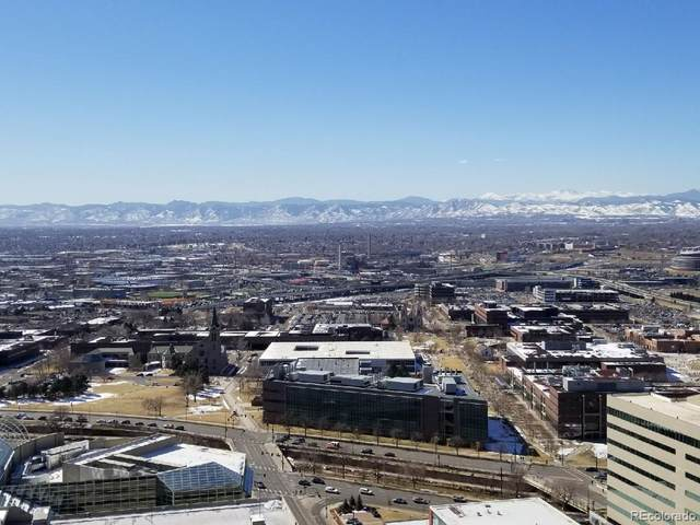 1020 15th Street 34A, Denver, CO 80202 (#3361850) :: The Gilbert Group