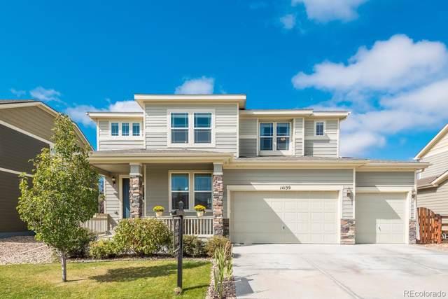 14139 W 89th Loop, Arvada, CO 80005 (MLS #3361878) :: 8z Real Estate