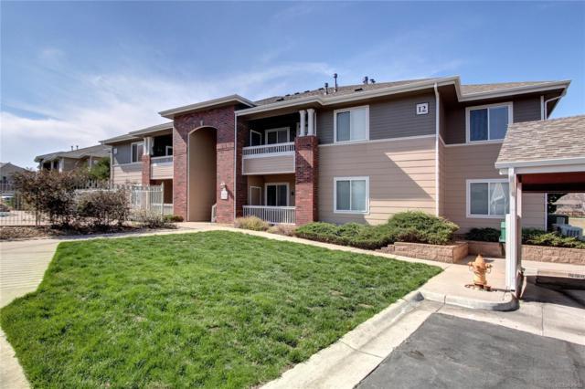 8481 W Union Avenue #201, Littleton, CO 80123 (#3362267) :: Colorado Team Real Estate