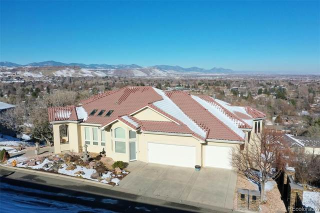 1585 Wright Court, Lakewood, CO 80215 (#3362328) :: Colorado Home Finder Realty
