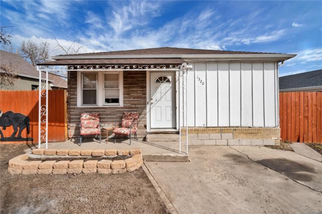 1320 Ames Street, Lakewood, CO 80214 (MLS #3362740) :: 8z Real Estate