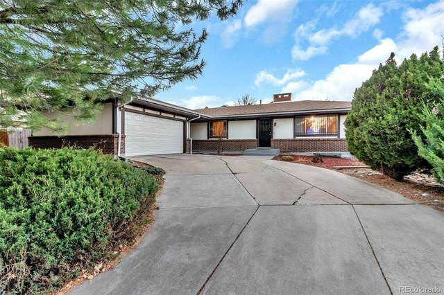 2633 S Pagosa Way, Aurora, CO 80013 (#3363013) :: Kimberly Austin Properties